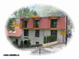 Pension Casa Lorabella   accommodation Baile Herculane