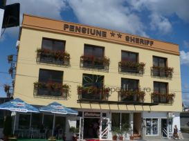 Pension Old Sheriff   accommodation Bistrita
