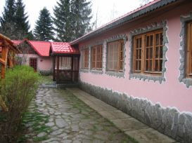 Villa Casa Edelweiss   accommodation Cheia