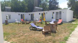 Resort BLUE IVY BUNGALOWS COSTINESTI | accommodation Costinesti