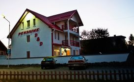 Pension D D | accommodation Fagaras