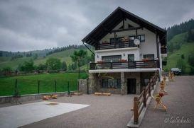 Pension Casa Cristina   accommodation Fundu Moldovei