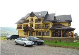 Pension Elegance   accommodation Manastirea Humorului