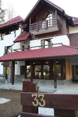 Pension Casa Alexandra | accommodation Predeal