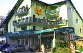 Pension Casa Ana Verde   accommodation Predeal