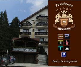 Pension Montien Events And Society Resort   accommodation Predeal