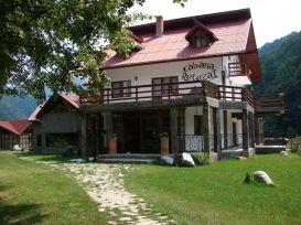 Chalet Cabana Retezat | accommodation Rau de Mori