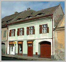 Pension Casa Baciu   accommodation Sibiu