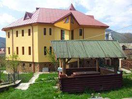 Villa Cristal   accommodation Targu Ocna