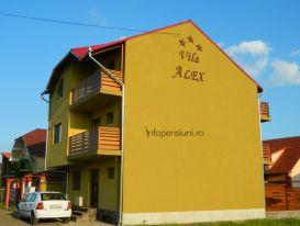 Villa Alex | accommodation Tasnad