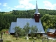 Biserica de lemn din Lazesti - albac
