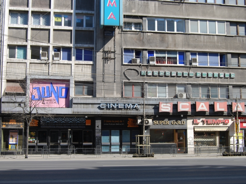Cinema Scala Bucuresti