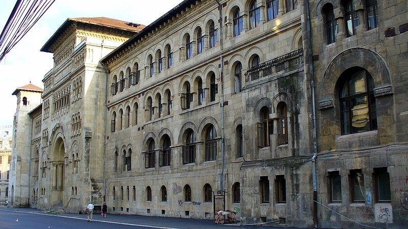 Imagini pentru institutul de arhitectură ion mincu bucureşti