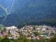 Traseul turistic Busteni (1000 m)/ Statie telecabina - Poteca Urlatorilor  - Cantonul Jepi (1950 m) - Cabana Caraiman (2025 m) - busteni