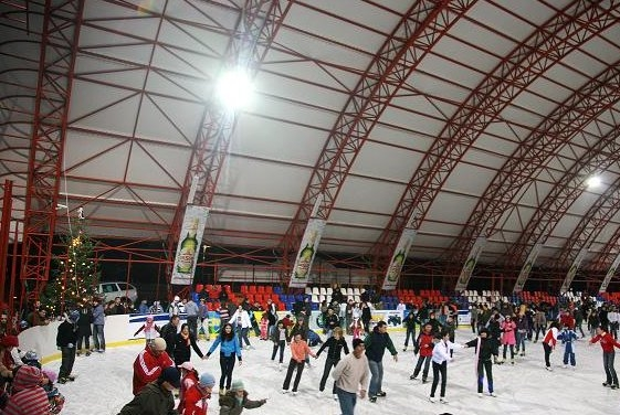 Patinoar Ice Magic Buzau