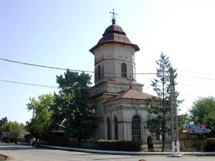 biserica din lemn malu rosu