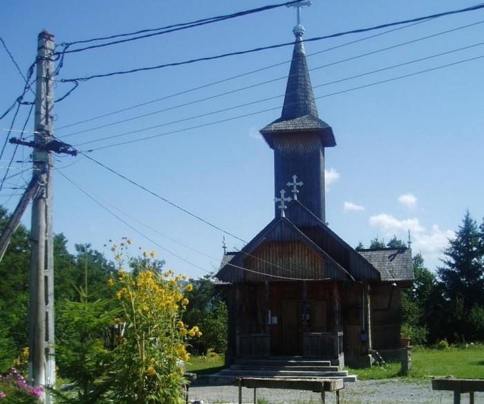 Manastirea Dragomiresti judetul Maramures
