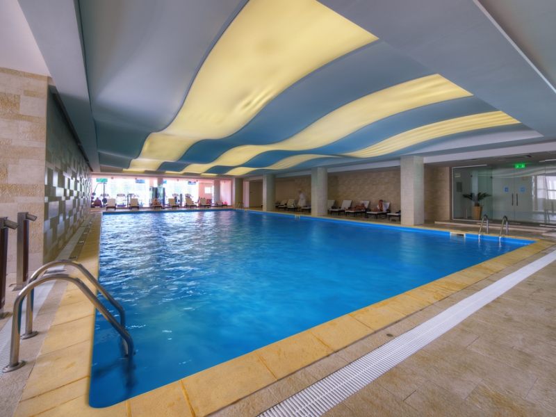 Piscina Iaki Spa Center Mamaia