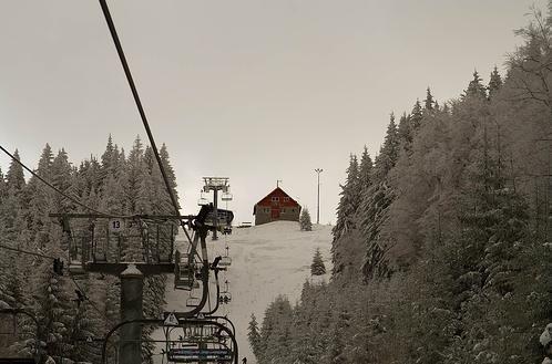 Partie ski Cioplea Predeal