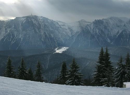 Partie ski Clabucet Plecare Predeal