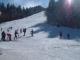 Partie ski Clabucet varianta Predeal - predeal