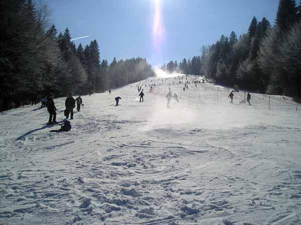 Partie ski Orizont Predeal