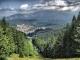 Traseul turistic Predeal, Cioplea (1152 m) [D1] - Cabana Susai (1380 m) - Cabana Vanatoare Retevoiu (1563 m) - Cabana Rentea (1243 m) - Valea Garcinului  - Cabana Sava Bunloc (1030 m) - Statie inferioara telescaun Bunloc - Brasov (Camping Darste, 656 m) - predeal